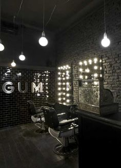 Gum - hairdresser in Milan..the best one in the city..