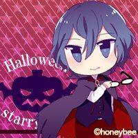 Starry ☆ Sky - Iku Mizushima Halloween