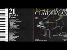 RICHARD CLAYDERMAN 21 GRANDES EXITOS CD ENTERO