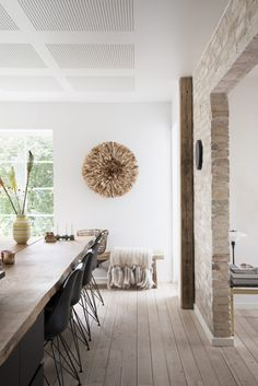 Lovely space! via THE STYLE FILES
