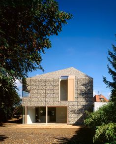 The Great Gabion: Architecture Beyond the Wall - Architizer