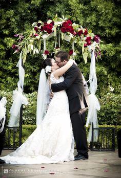 Franciscan Gardens Wedding | Southern California Wedding Photographer