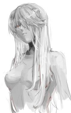Manga Art, Manga Anime, Mai Waifu, Seras Victoria, Anime Tattoos, Tatoos, Fandom Memes, Beautiful Anime Girl, Anime Life