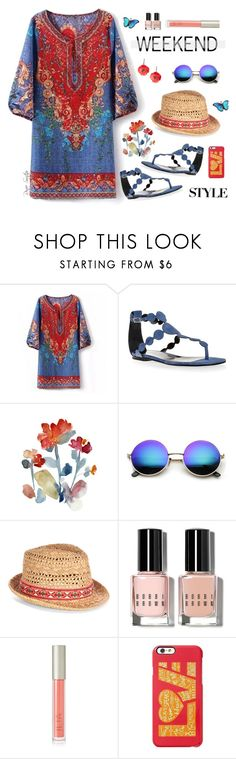 """Weekend Style"" by renee-switzer ❤ liked on Polyvore featuring Revo, Accessorize, Bobbi Brown Cosmetics, Ilia, Keds, summer2015, polyvorecontest and weekendstyle"