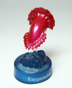 Kaiyodo Deep Sea Fish Creature Collection Enypniastes sea cucumber Figure
