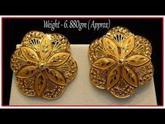 Gold Jewelry In Pakistan Gold Jhumka Earrings, Gold Earrings Designs, Gold Designs, Jewellery Earrings, Gold Necklace, Gold Jewelry Simple, Gold Rings Jewelry, Bridal Jewelry, Jewelry Art