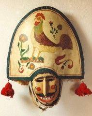 mascaras de verin - España