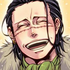 Ooo, Crocodile's happy expression! :-D Sir Crocodile  One Piece