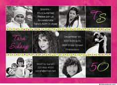 50th Birthday Party Themes - Bing Images