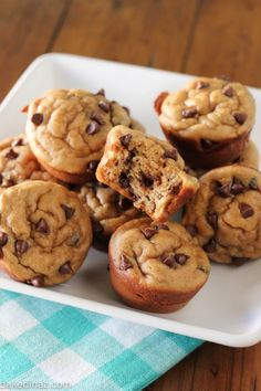 5 Ingredient Blender Mini Muffins (Gluten & Grain Free!) - Baked in AZ