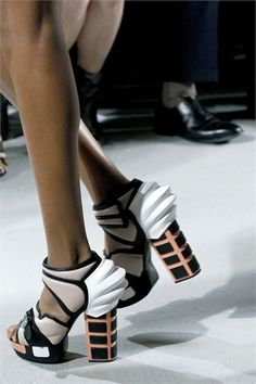 Rodarte <3 Always has the most ridiculous shoes