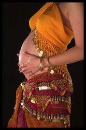 pregnancy - belly dance