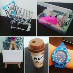 Spesa da #tiger #arezzo #quadretto #carrello #temperamatite #orologio #ufficio #bello #pomeriggio #sabato #shopping
