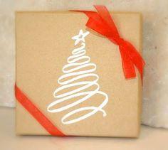 Modi per per incartare regali di Natale