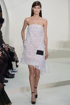 Christian Dior Spring 2014 Couture: Jennifer Aniston (www.ifiwasastylist.blogspot.com)