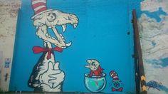 Street art Birmingham City uk taken by ginge on the june 18 2016