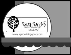the sweetest thing...: Sweet Sunday Sketch Challenge 99