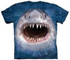 Kingdom of the Wild Nasty Shark Shirt