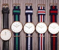 Daniel Wellington- Hermosos.