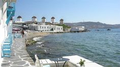 Mykonos Cyclades Wallpaper Greece World Wallpapers) – Wallpapers Santorini, Mykonos Town, Mykonos Greece, Vacation Places, Vacation Spots, Places To Travel, Places To See, Kusadasi, Greece Vacation