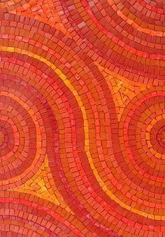 energizing orange yellow color combo // de color naranja