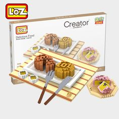 LOZ nano mooncake diamond block brick toy