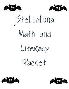 Stellaluna Comprehension Freebie!! {Character, Setting