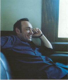 Kevin Spacey~ his voice is beyond preference.  Sexy sensual