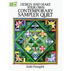 Contemporary Sampler Quilt - Katie PM (1072)
