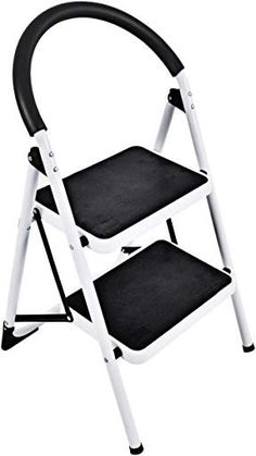 Admirable 11 Top 10 Best Household Folding Step Stools In 2019 Cjindustries Chair Design For Home Cjindustriesco