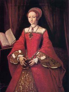 Elizabeth I - amazing , strength,independent , inspiring