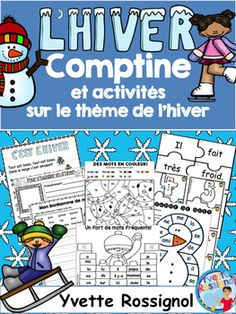 97 PAGES!! Many NO PREP activities! Second Language, French Language, Communication Orale, French Poems, French Resources, Behaviour Management, French Immersion, Teaching French, Learn French
