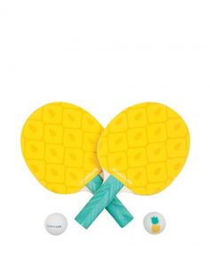 Sunnylife - Pineapple Ping Pong Play On