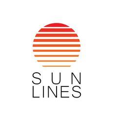 Sun Lines logo on Behance