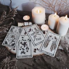 Tarot Card Decks, Tarot Cards, Wiccan, Witchcraft, Witch Tv Shows, Blue Sargent, Invitation, The Good Witch, Deck Of Cards