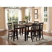 Found it at Wayfair - Westport Counter Height Extendable Dining Table
