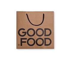 Good Food / healthy food brand based in Monterrey, Mexico
