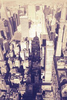 Shadow EmpireStateBuilding New York Skyline, Times Square, Places, Travel, Voyage, Viajes, Traveling, Trips, Tourism