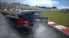 Gran Turismo 6 Drift with BMW vision car