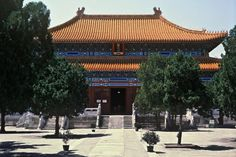 Sacred Way and Ming Tombs outside of Beijing
