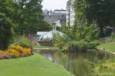 #Jardin des plantes de #Nantes #Parc #ClondePonti