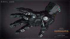 Bionic Mão