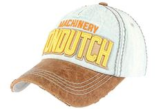 fb6c0531 Von Dutch Dad Distressed Baseball Cap Vintage Style Unreconstructed Cotton  Adjustable,Celebrities Choice Review