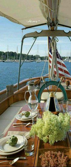 Yacht Life @ladyluxury7