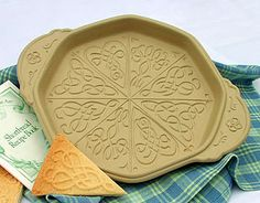 I have made alot of shortbread since I got this pan last summer!  Celtic Knotwork Shortbread Pan