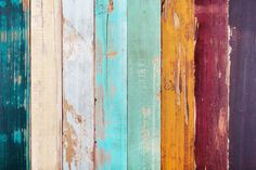 colorful wood backgroundwooden wall texture