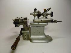 DIXI, Fräseinheit, Fräsmaschine, 8mm Aufnahme,