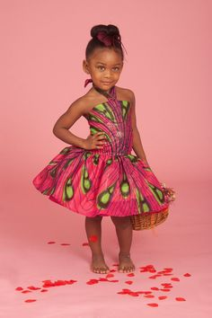 A List of African Fashion Stores For Children — Bino and Fino - African Culture… African Inspired Clothing, African Print Fashion, Africa Fashion, African Prints, African Babies, African Children, African Women, African Attire, African Wear