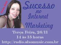 Confira a história de Vivian Assis e suas dicas para atingir o sucesso no Internet Marketing.