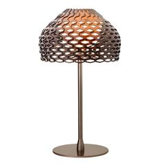 Patricia Urquiola, Contemporary Table Lamps, Modern Table, Diffused Light, Metal Buckles, Light Table, Modern Lighting, Decoration, Bronzer